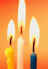 candles - Microsoft clipart